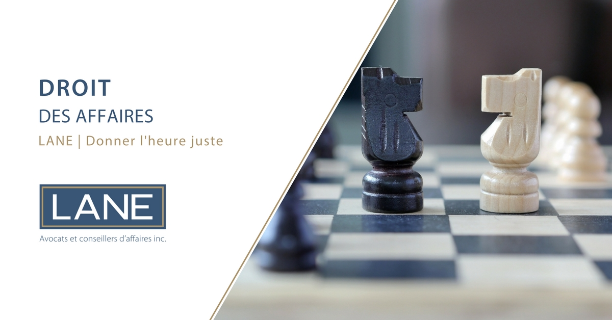 Nos Publications Droit Des Affaires Lane